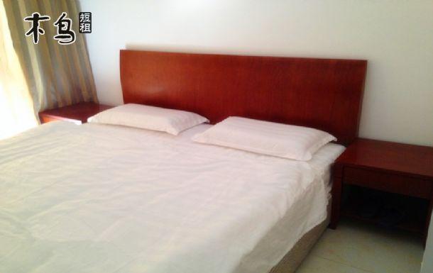 唐都医院最近 盛泰公寓 舒适温馨大床房
