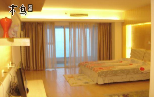 利群购物广场海悦五星级一室60多平公寓