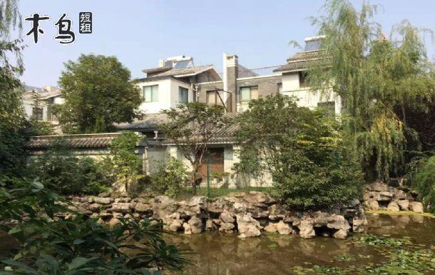 武汉798club苏杭中式别墅南湖3店