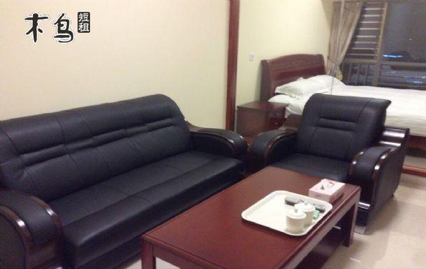 商务居家首选酒店式公寓小两房二床日租,月租
