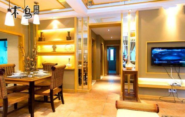 三亚湾椰梦长廊新浪公馆超奢华海景3房2厅