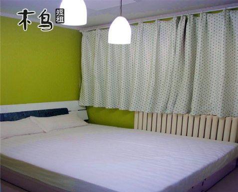 郑州 二七区 铭阁公寓 普通大床房