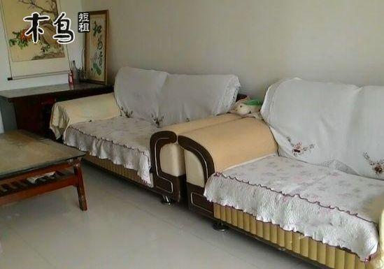 青岛金沙滩阳光假日度假公寓  海景二居室