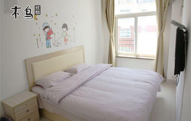 烟台 长岛 乐鑫海景公寓 三卧舒适套房