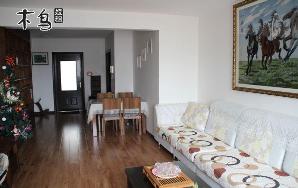 灯塔景区附近可以做饭的两居室公寓日租短租