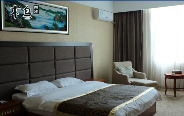 淮口沱江河畔科玛小镇 舒适大床房