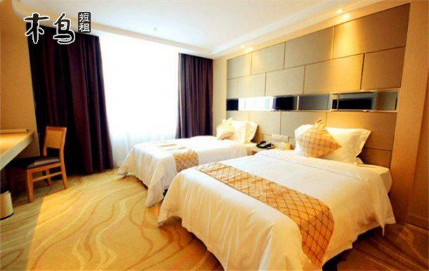 南沙湿地公园、广州第一滩 豪华双床房