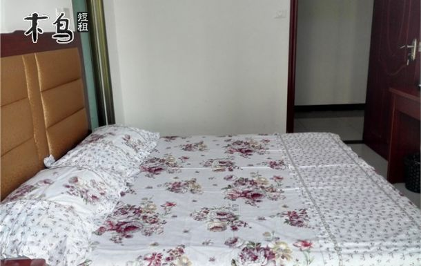 和平公园 中国武钢博物馆 阳台观景大床房
