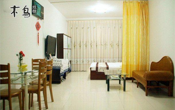 34;椰梦长廊34;旁的蓝色海岸三亚海怡静大床房