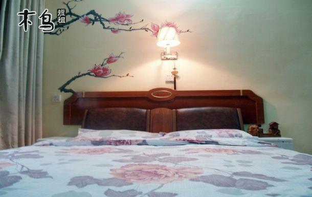 凤凰古镇景区民族园附近大床房