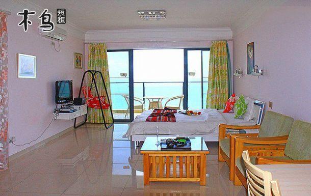 兰海三期正面海景蜜月度假房