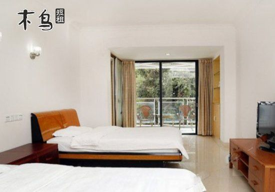 小梅沙 海滨度假区 标准双人房
