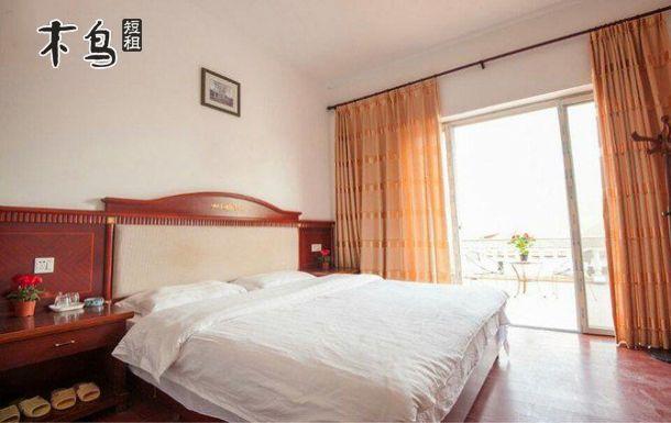 银滩旅游度假区 北海京海别墅大床房