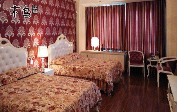 比邻武昌文化宫温馨双床房