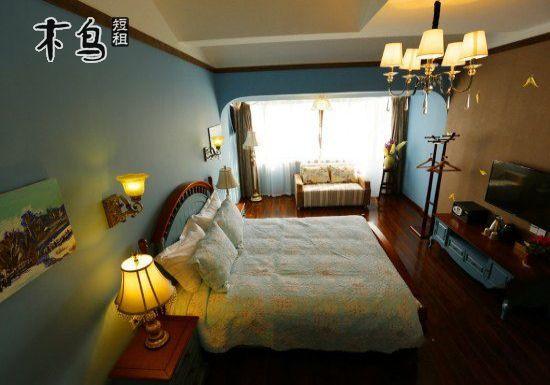 丽江束河古镇指挥部   B301三楼豪华欧式雪山家庭房