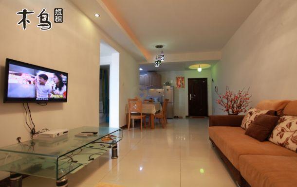 三亚日租 河东区 近海100米高层 远景2房1厅套房