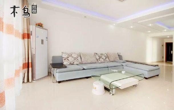 三亚大东海花园小区精装豪华三室二厅