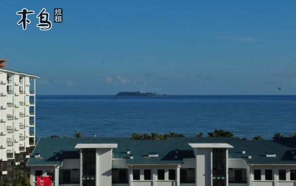 椰风海韵度假公寓小区两房两厅B3-701