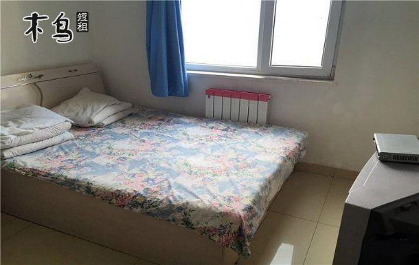 天津南站美家宾馆大床房