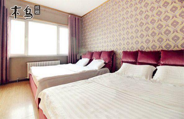 哈尔滨万达公寓  标准房4人间短租日租