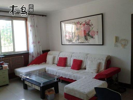 北戴河海边如意家庭公寓 三室两厅温馨家庭房