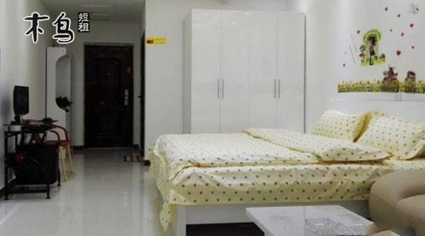 二七区 大学路与郑航街交叉口 舒适大床房
