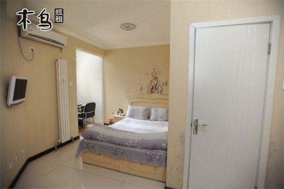 金水区 文化路 爱家公寓温馨大床房