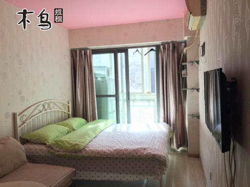 北京短租房同仁医院崇文门附近阳光公寓大床房