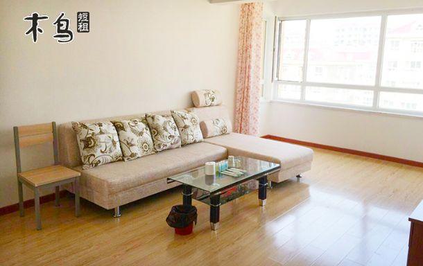 威海葡萄滩海水浴场两室温馨公寓