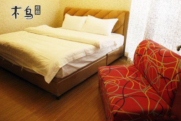 回龙观旁 时尚温馨大床房