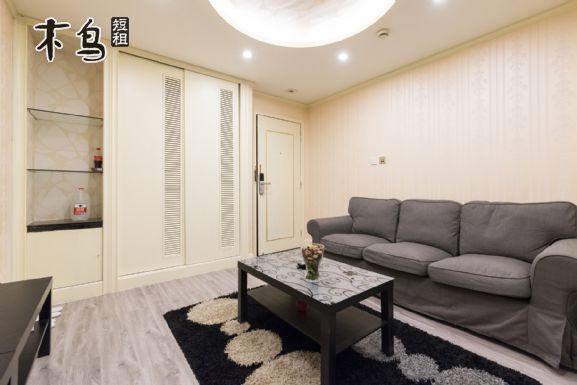 恒隆广场对面南京西路一房一厅套房
