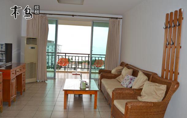 椰风海韵度假公寓小区椰风海景两室两厅