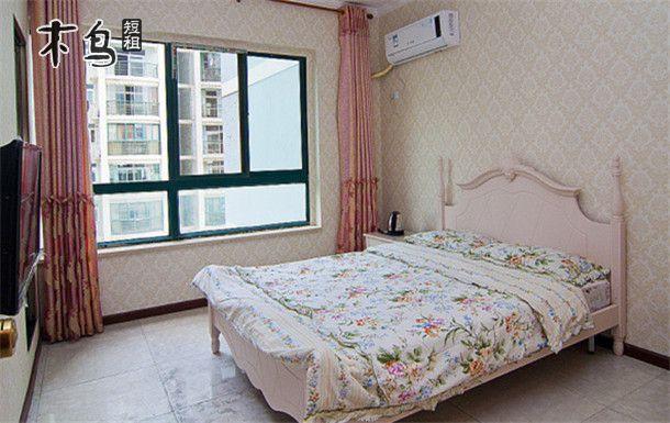 武汉短租公寓 武汉内环 长江桥头 欧式独卫大床
