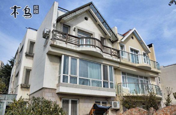 青岛海边别墅400平独栋别墅65292;看海别墅海景别墅安全安静有厨房