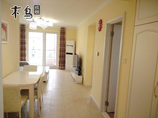 北戴河小镇豪华家庭公寓 两室一厅(能做饭)