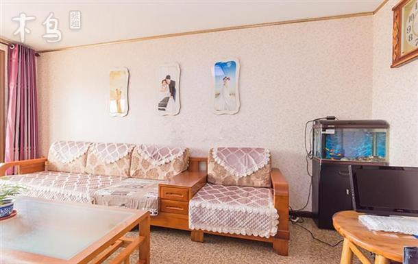 北戴河临海精装修三室两厅两卫家庭公寓