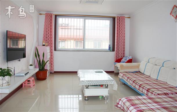 鸽子窝公园附近家庭公寓精装修两居室整租