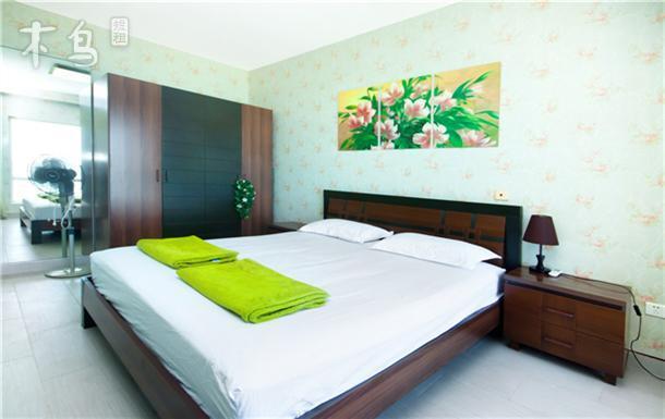 三亚三亚椰海时光   梦时光一室一厅套房短租日租