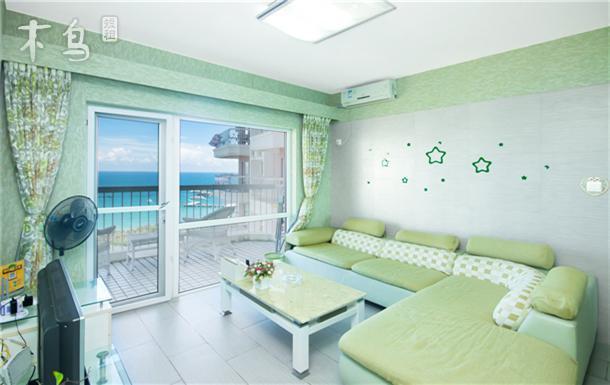三亚三亚椰海时光   海时光温馨浪漫一室一厅