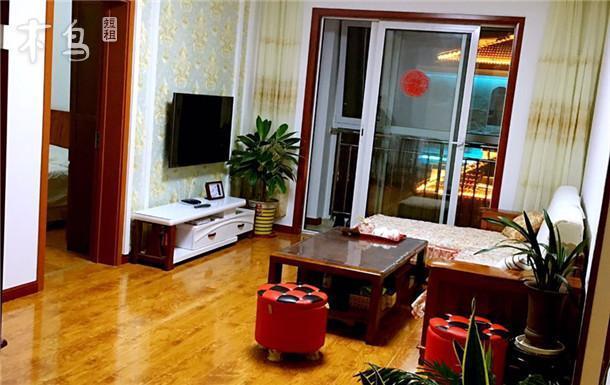 青岛金沙滩金海岸海景公寓