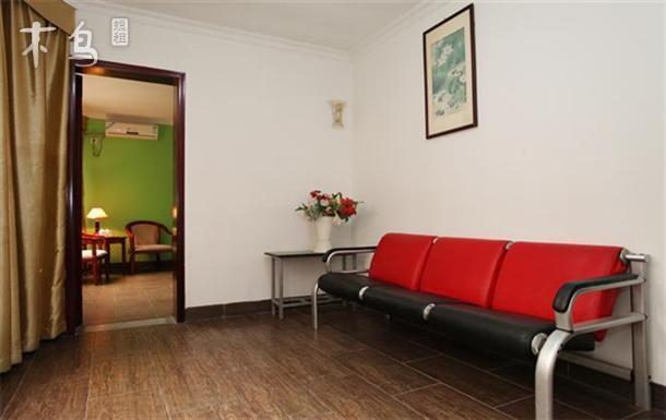 从化温泉附近标准双人房-可以日租短租