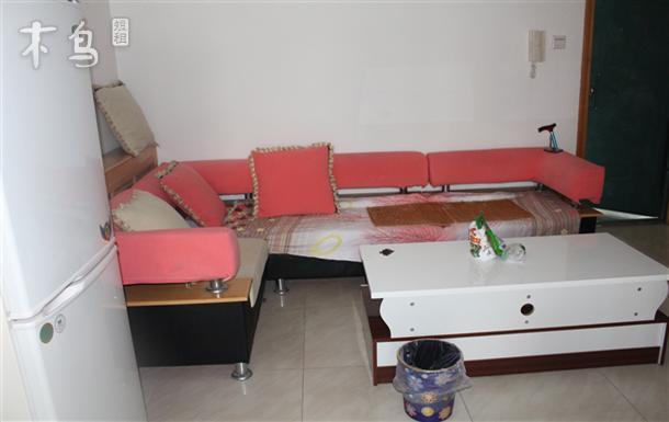 国际海水浴场88平2室可住5人短租日租