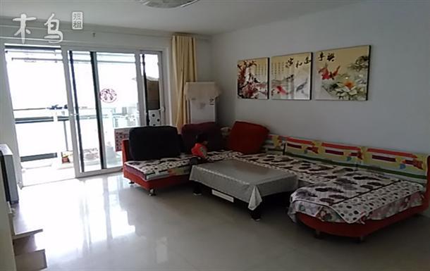 山海天旅游度假区海景公寓大3居2厅2卫双阳台短租