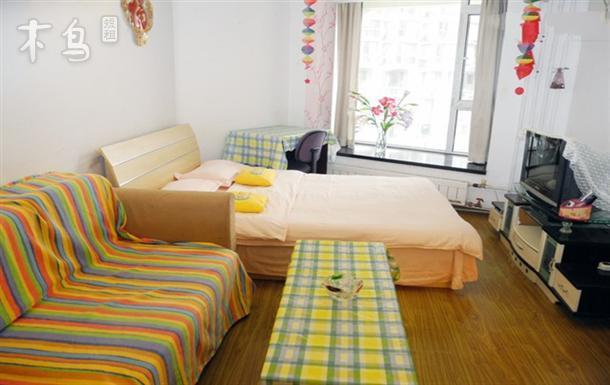 儿童医院附近 舒适、宽敞独立公寓短租