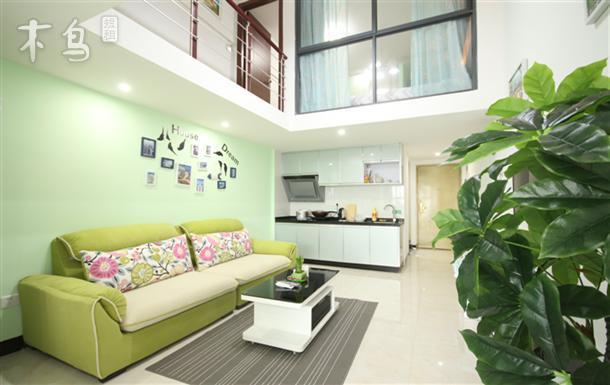 广州长隆欢乐世界南门对面温馨两房