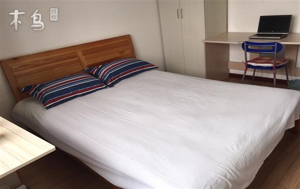地铁六号线旁 舒适温馨大床房