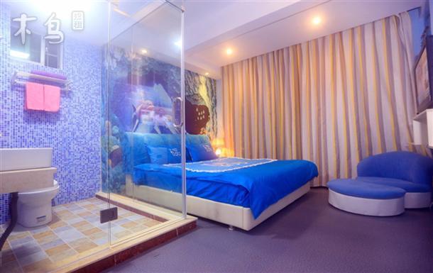 三亚湾公寓浪漫大床房