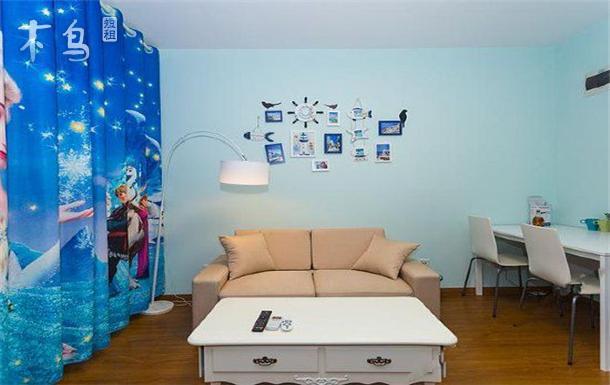 上海迪士尼 冰雪奇缘 双床房