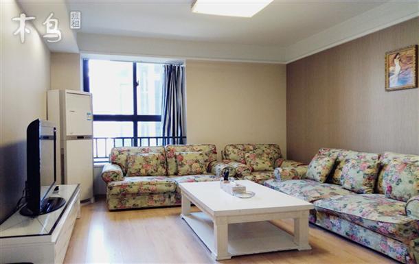 春熙路太古里 地铁3 4号线 温馨家庭两居室