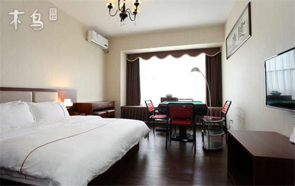 成汇街3号商务楼  豪华麻将大床房短租日租
